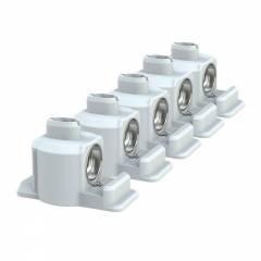 Résistance pour le vaporisateur Apisolis (5-pack) Enfumoirs