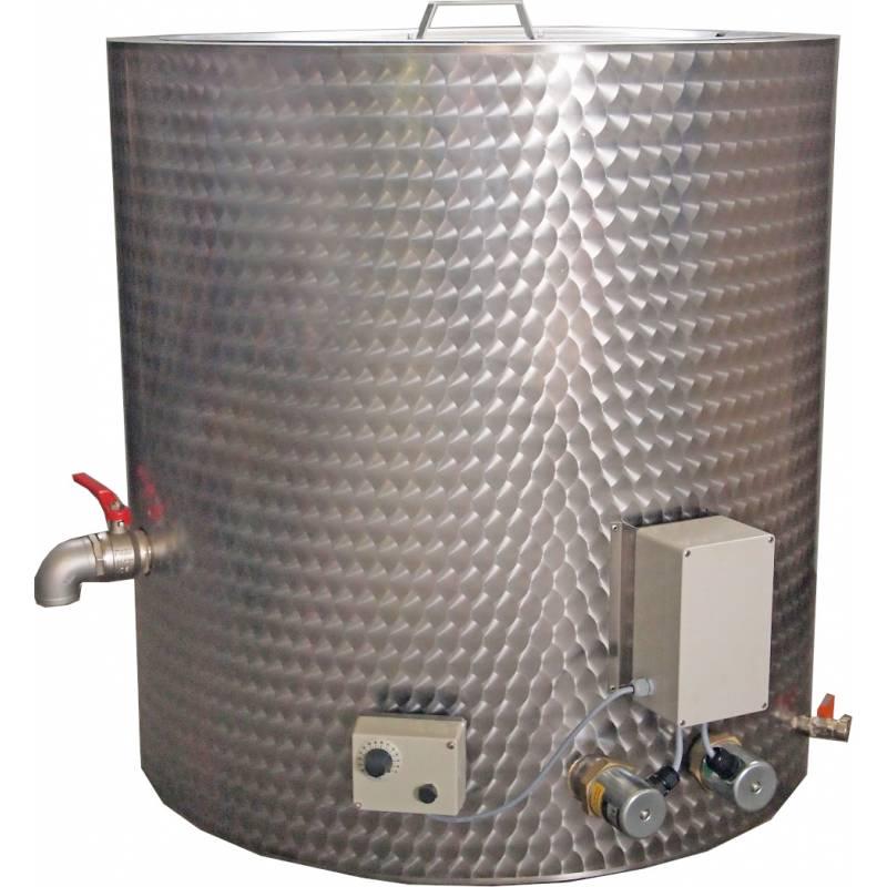 Wax melting and sterilization tank 300L Bee Wax melters