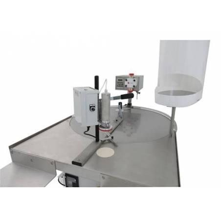 Semiautomatic honey filling station Swienty Honey filling machines