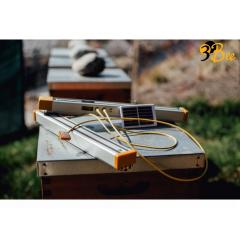 Ruche connectée Intelligente 3BEE Balance de rucher et sécurité