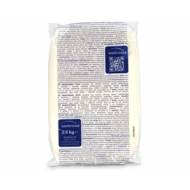 Bolsa de Ambrosia 2,5 kg PIENSOS