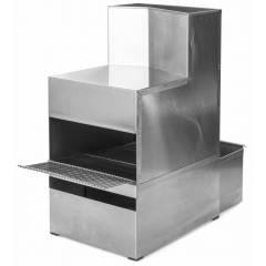 Séparateur en acier inoxydable pour moissonneuse BBM MINI Extracción de Pan de Abeja
