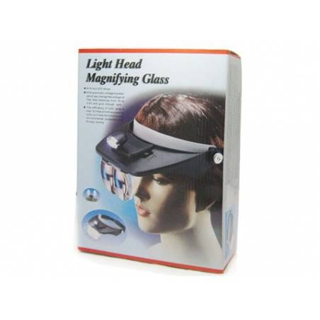 Gafas binoculares para el traslarve Cría de reinas