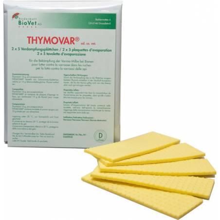 Thymovar Varroa treatments