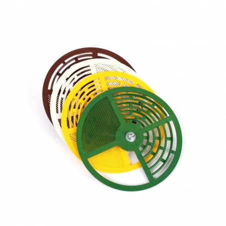 Disco de cuatro posiciones Accesorios Colmena