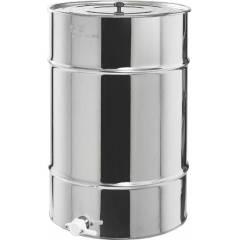 Honey tank 100kg St steel