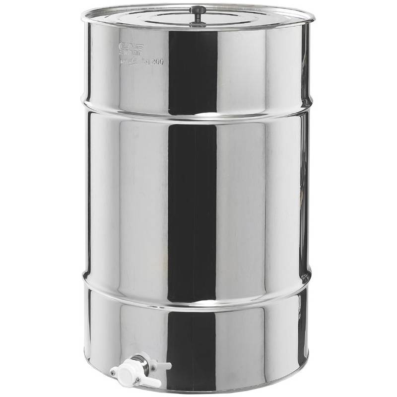 Honey tank 100kg St steel Honey tanks