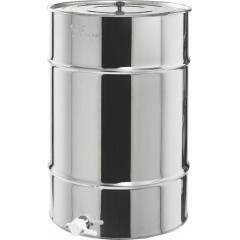 Maturateur en acier inoxydable 200kg Maturateurs du miel