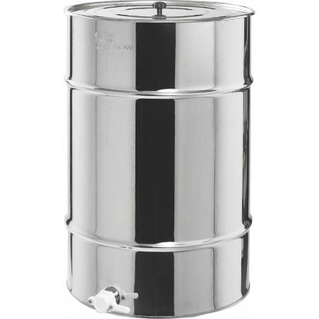 200kg Stainless steel honey storage tank Honey tanks