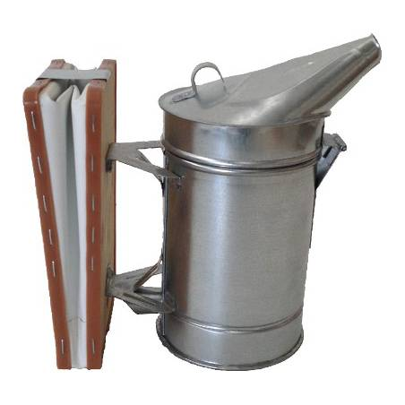 Bee smoker galvanized Smokers