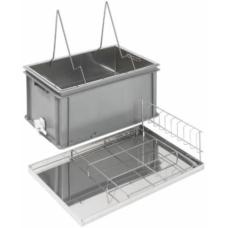 Cubeta de desopercular POLO Material para Desoperculado