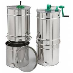 Honey Extractor COMPATTO with ripener Honey Extractors