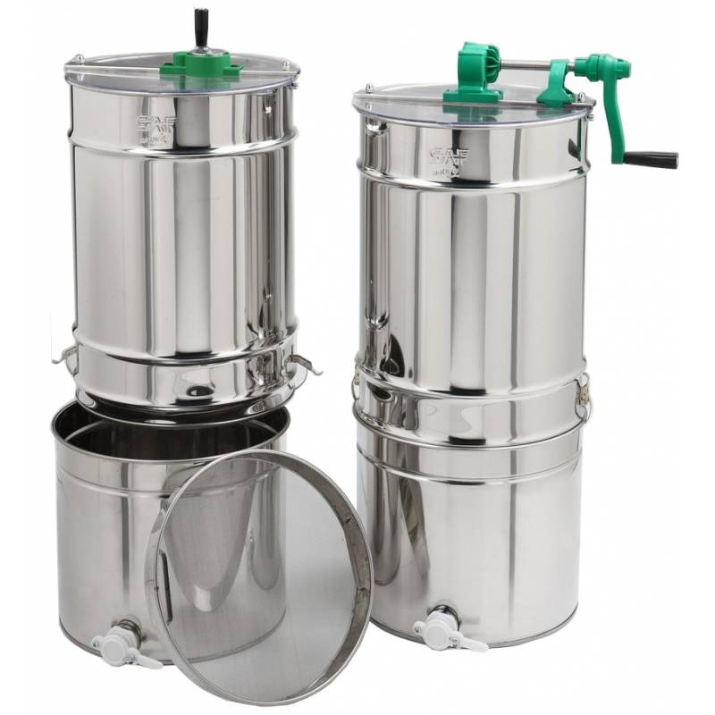 Honey Extractor COMPATTO with ripener Honey Extractors