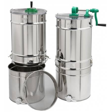 Extractor COMPATTO con madurador Extractores de miel