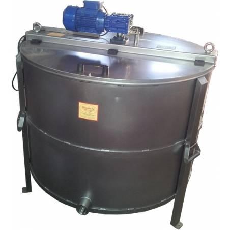 Extracteur automatique universel à 6 cadres Extracteurs du miel