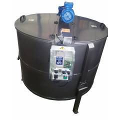 Extractor radial 42 medios cuadros automático Extractores de miel