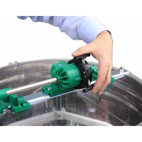 Extracteur universel KADETT® 3 cadres Extracteurs du miel