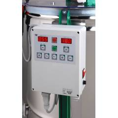 Extractor MALAGA 6 cuadros universal auto. Extractores de miel