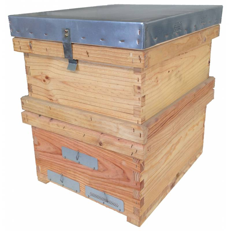 Langstroth BeeHive complete assembled Langstroth Beehives