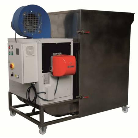 Secadero deshidratador de polen de 260 kg Pollen dryers