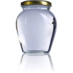 Orcio glass jar 370 HONEY PACKAGING