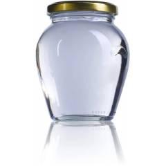 Pot verre Orcio 370 Emballage