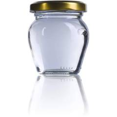 Orcio Glass Jar 106 HONEY PACKAGING