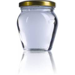 212 Orcio glass jar HONEY PACKAGING