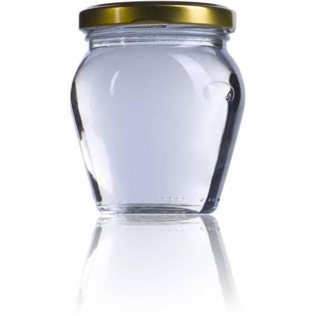 Pot verre Orcio 212 Emballage