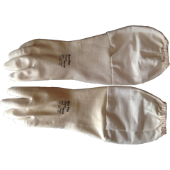 Nitrile gloves with long cuff CLOTHING