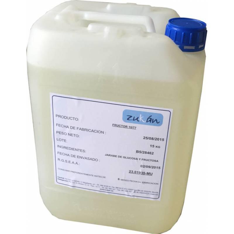 Jarabe de glucosa FRUCTOR 15kg PIENSOS