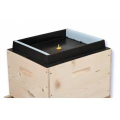 Nourrisseur couvre-cadres 7,5 kg pour ruche Nourrisseurs
