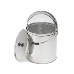 Seau de 30 kg avec filtre Maturateurs du miel
