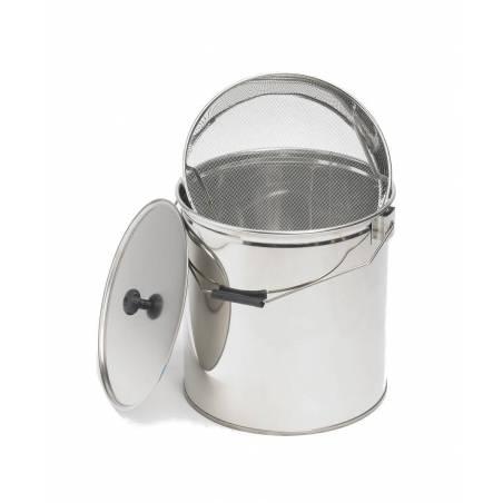 Cubo de 30kg con filtro Maduradores de miel