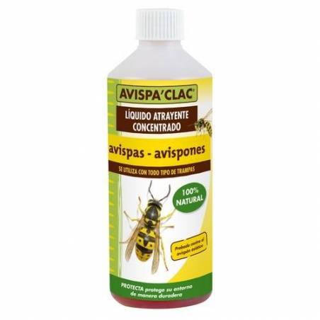 Avispa'clac hornet lure 500ml Fight against the wasp