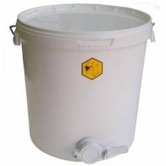 Plastic honey tank 42kg