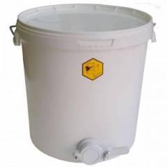 Plastic Honey Settling Tank 24kg Honey tanks