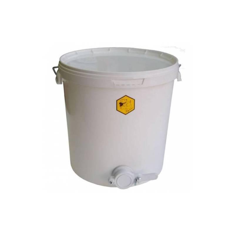 Plastic Honey Settling Tank 28kg Honey tanks