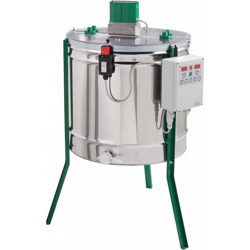 Extractor MITO 21 cuadros alza o 12 Langstroth Extractores de miel