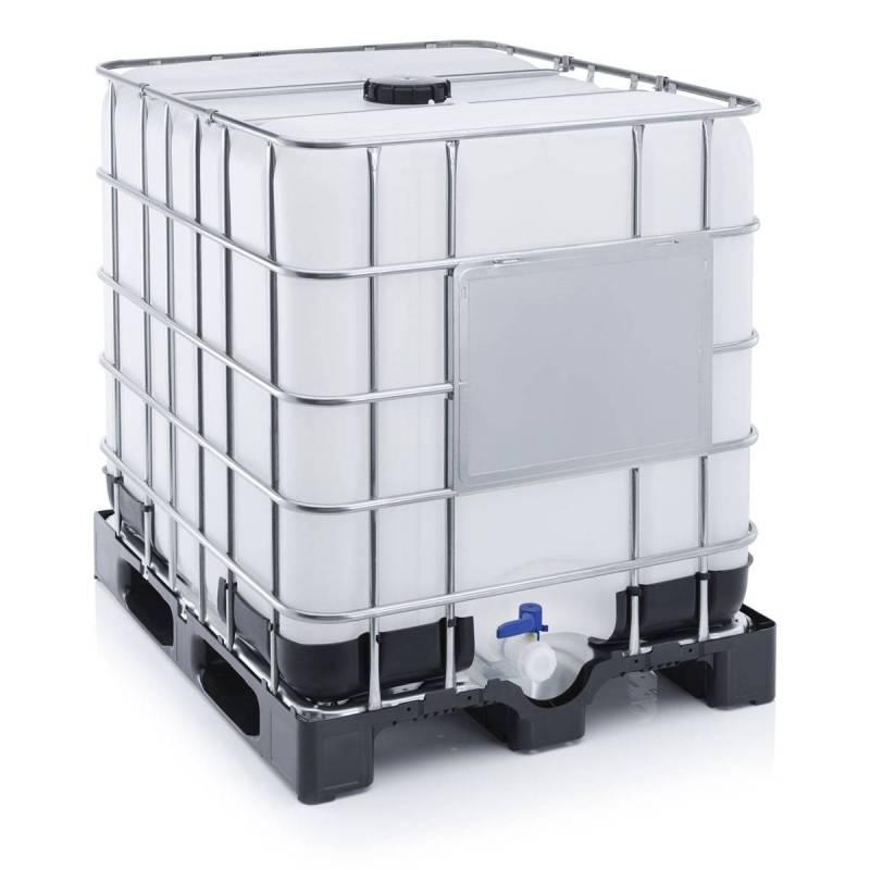 Container de Mix Idóneo 1200kg Matières premières