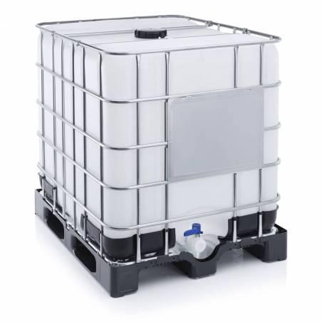 Container Mix Idóneo 1200kg Materias primas