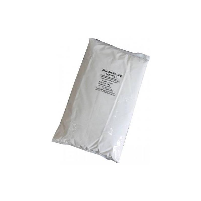 Azúcar en polvo/glass 25kg Materias primas